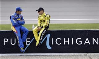 Martin Truex Jr., Matt Kenseth