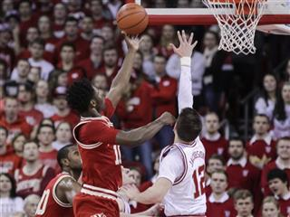 Nigel Hayes, Michael Jacobson