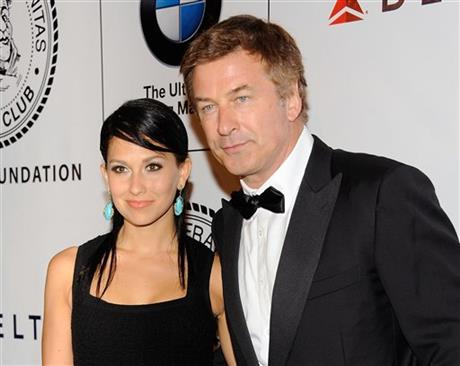 Hilaria Thomas, Alec Baldwin