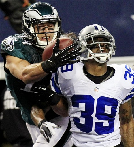 Riley Cooper, Brandon Carr
