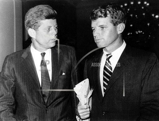 Associated Press Domestic News United States Election campaigns KENNEDY CAMPAIGN