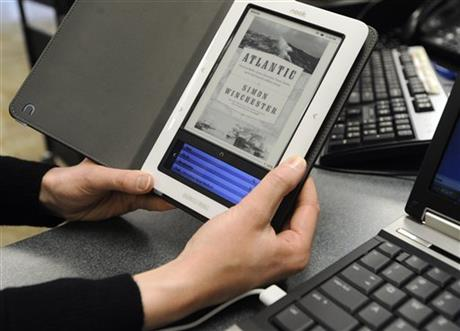 EXCHANGE-E-BOOK POPULARITY