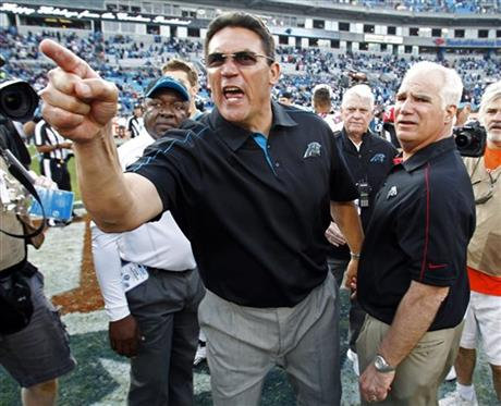 Ron Rivera, Mike Smith