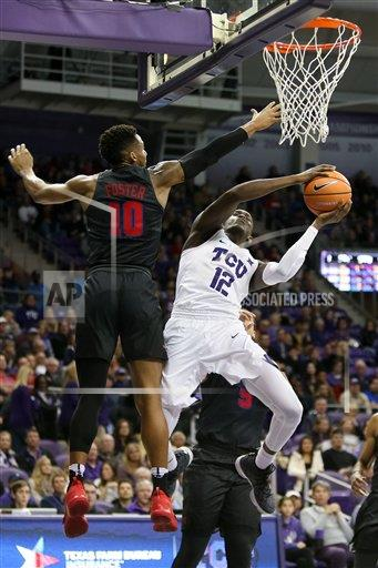 SPWIRE AP S BKC TX United States 290965 COLLEGE BASKETBALL: DEC 05 SMU at TCU
