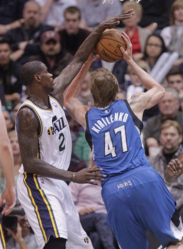 Marvin Williams, Andrei Kirilenko