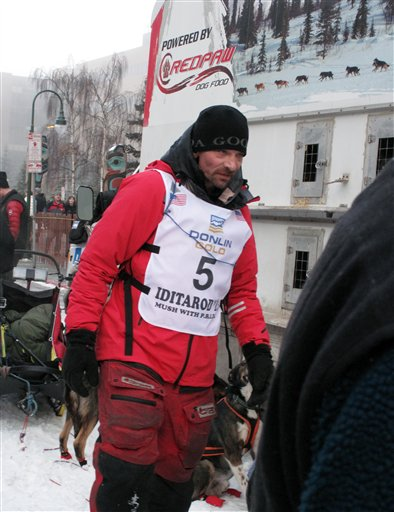 Iditarod Sled Dog Racing