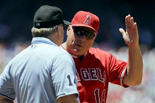 Mike Scioscia Bill Miller