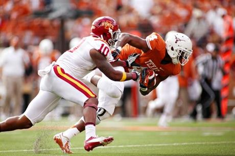 Iowa St Texas Football