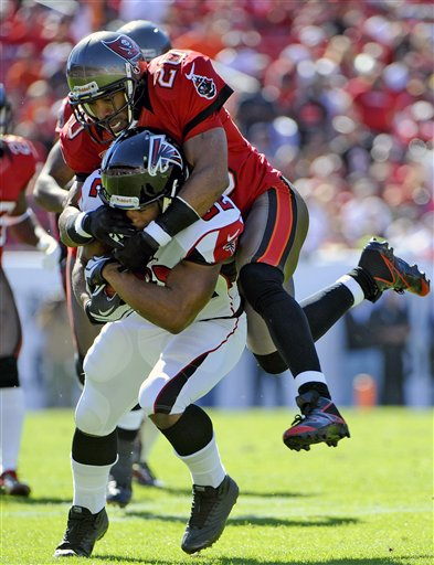 Ronde Barber, Jacquizz Rodgers