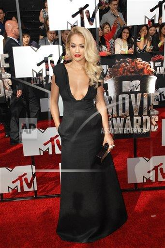 PMC AP A ENT CA USA PATMC 2014 MTV MOVIE AWARDS - Arrivals