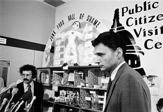 Ralph Nader On Junk Food 1979