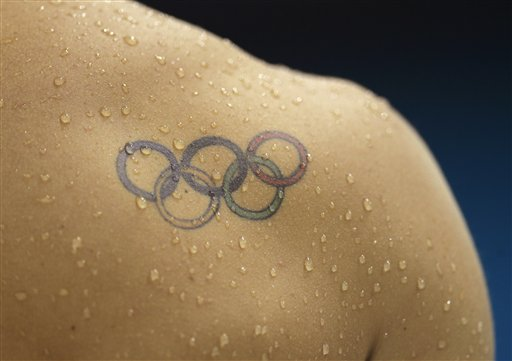 London Olympics Tattoos