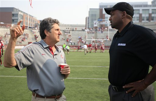 Mike Leach, Jon Embree