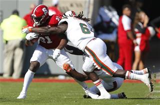 Miami NC State Football