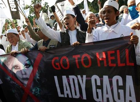 Indonesia Lady Gaga