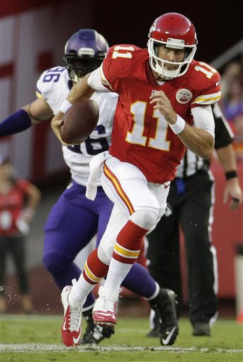 Alex Smith, Robert Blanton
