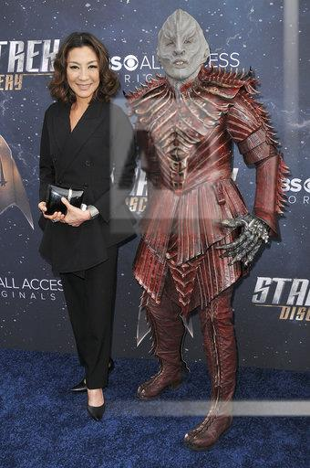 "CA: ""Star Trek: Discovery"" Premiere - Arrivals"