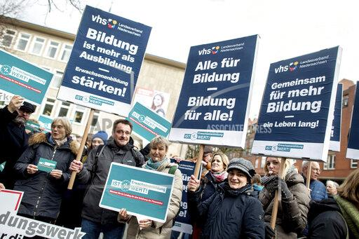 Adult education in Lower Saxony