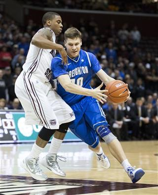 Creighton Missouri St Basketball