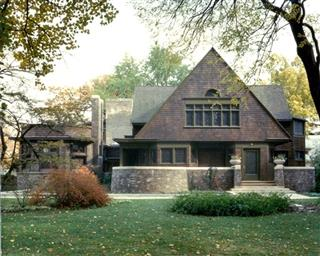 Travel-Trip-Oak Park-Frank Lloyd Wright