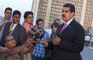 Nicolas Maduro,
