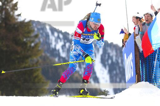 Italy Biathlon World Championships