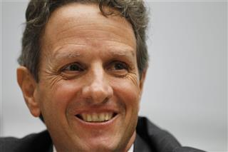 Timothy Geithner