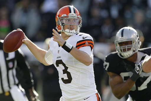 Brandon Weeden