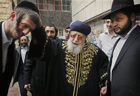 Rabbi Ovadia Yosef
