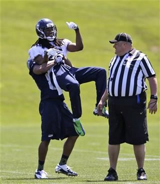 Doug Baldwin, Richard Sherman