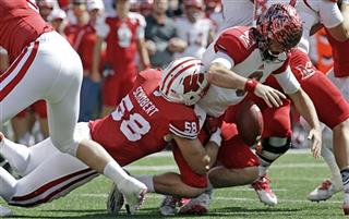 Miami Ohio Wisconsin Football