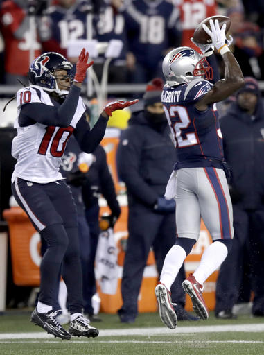 Devin McCourty, DeAndre Hopkins,