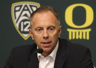 Oregon Coaching Changes
