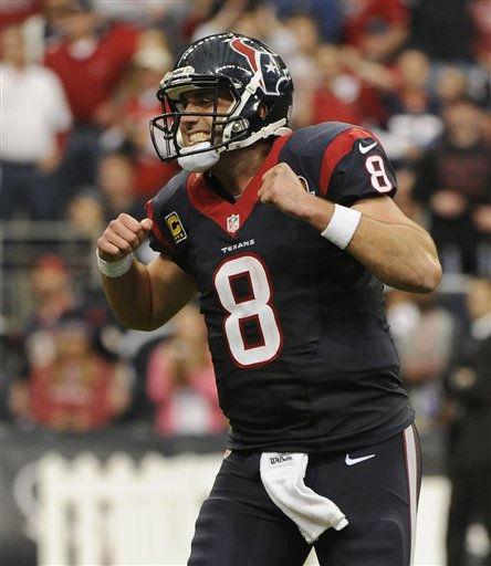 Matt Schaub