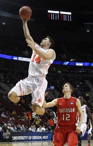 Kyle Kuric, Nik Cochran 