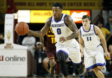 Creighton Arizona St Basketball