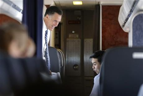 Mitt Romney, Lanhee Chen