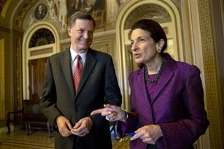 Olympia Snowe, John McKernan Jr.