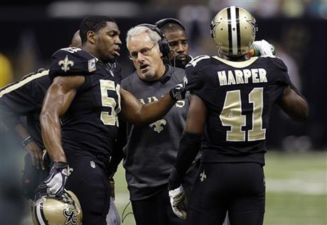 Joe Vitt, Jonathan Vilma