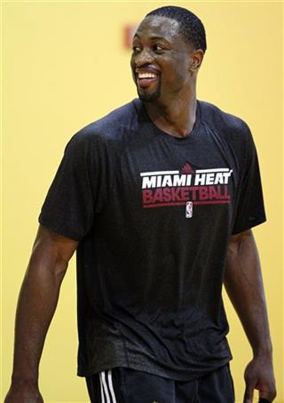 Heat Camp Basketball