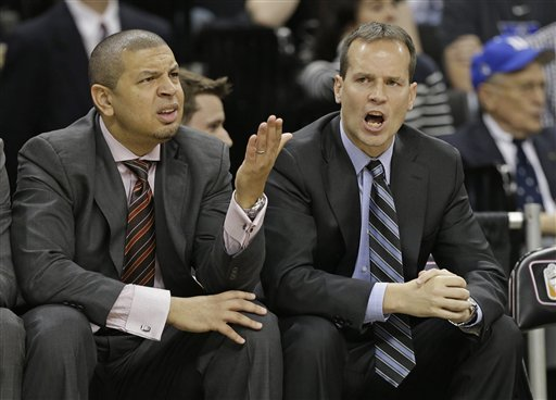 Chris Collins, Jeff Capel