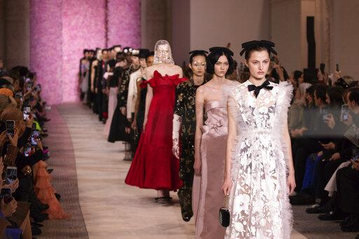 Paris Fashion F/W 2020/21 Giambattista Valli