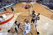 Final Four Gonzaga North Carolina Basketball