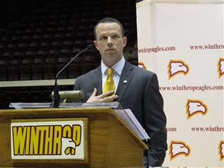 Winthrop Kelsey Basketball