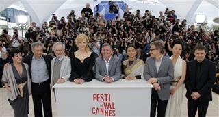 France Cannes Jury Photo Call