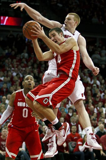 Aaron Craft, Mike Bruesewtiz
