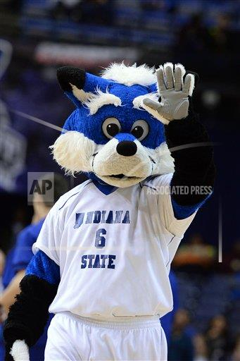SPWIRE AP S BKC IN United States 271860 NCAA BASKETBALL: JAN 18 Missouri State at Indiana State