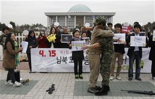 APTOPIX South Korea Koreas Tension