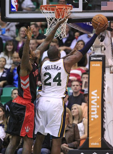 Paul Millsap, Amir Johnson