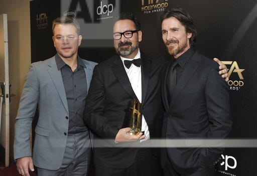 23rd Annual Hollywood Film Awards - Backstage